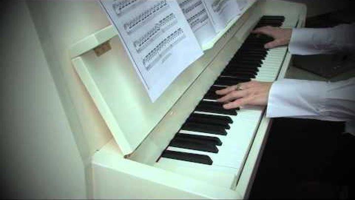 Ludovico Einaudi - Experience / In a Time Lapse (piano solo)