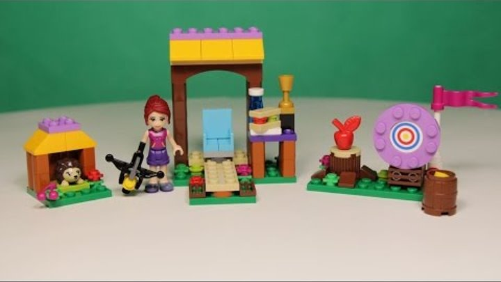 Lego Friends - Adventure Camp Archery, 41120/ Лего Френдс - Спортивный Лагерь: Стрельба Из Лука.