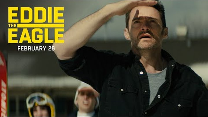 "Eddie the Eagle | ""70 Meter Jump"" Clip | 20th Century FOX"