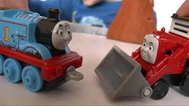 Паровозик Томас и его друзья все серии подряд наши мультики и видео для детей