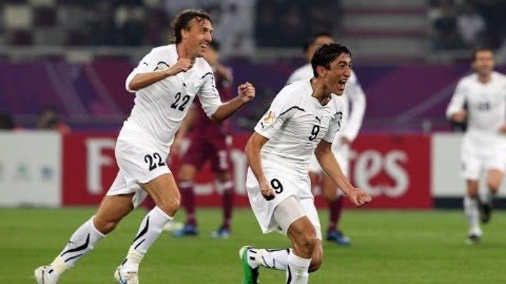 Qatar vs Uzbekistan : AFC Asian Cup 2011 (Full Match)