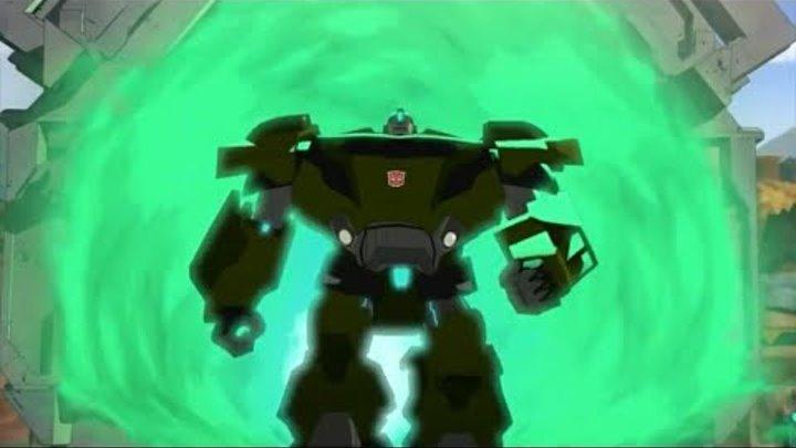 Трансформеры:Роботы под прикрытием 3 сезон 23 серия Возвращение Балкхэда