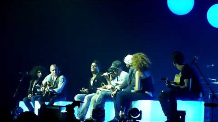 Ring My Bells / I Like It avec Mike - Enrique Iglesias @ Zénith de Paris / 02.04.2011