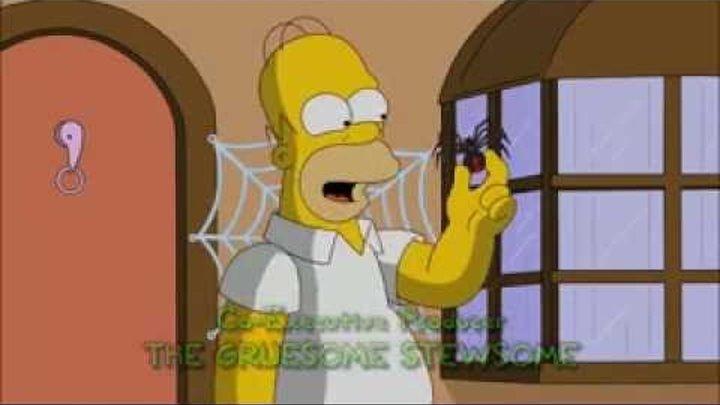 Сімпсони 2 серія 23 сезон.