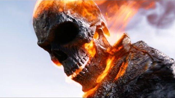 Ghost Rider 2 Trailer 2012 - Spirit of Vengeance Movie Trailer 2 - Official [HD]