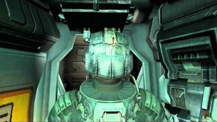 Dead Space 2 Intro , All Boss Fights / Death Scenes and Ending 2 of 3