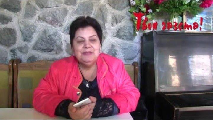 Алушта. Интервью с мамой Джамалы,15.05.2016.