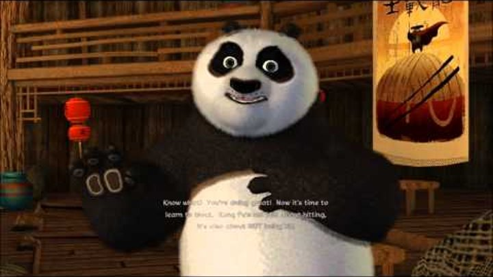Kung Fu Panda 2 Walkthrough - Part 1 [1080p HD] (XBOX 360) [Gameplay]