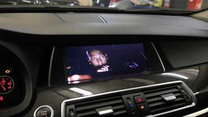 Штатная магнитола BMW 5 серии, кузов F07 GT 2011-2012 на Android #PF8258i