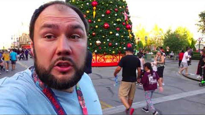 КАК ОТДЫХАЮТ В США / Диснейленд Юниверсал Студиос Орландо / Disneyland Universal Orlando