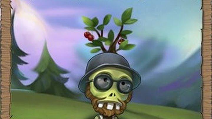 Зомби Ферма - Zombie Farm - ( Вишневое дерево ) - прохождение квеста - Мыльная опера