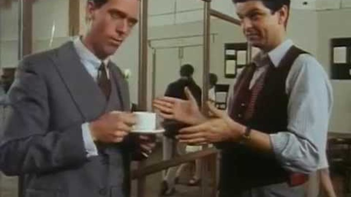 Дживс и Вустер 3 сезон 3 серия Introduction on Broadway RUS