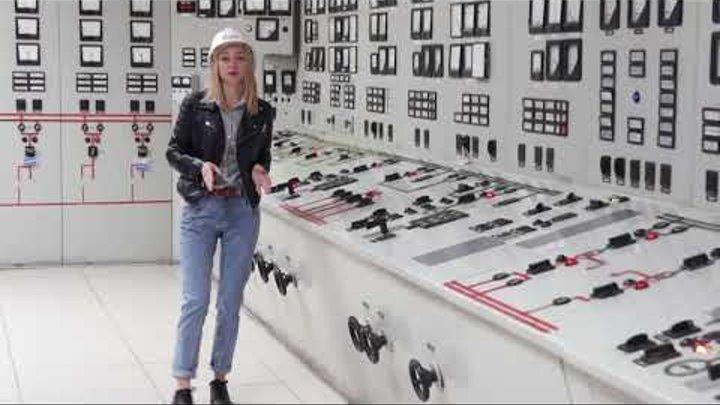"""Программа """"Люди дела"""" на 8 канале - 4 выпуск. Профессия """"старший начальник смены станции"""""""