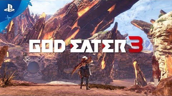 『GOD EATER 3』3rd Trailer