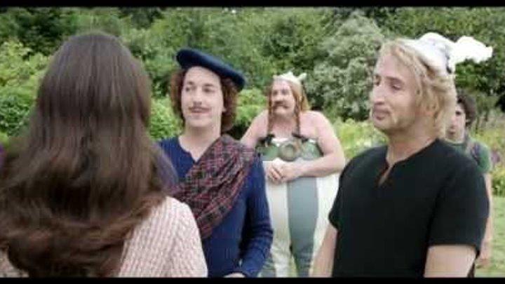 Астерикс и Обеликс в Британии в 3D | ТРЕЙЛЕР | РУС