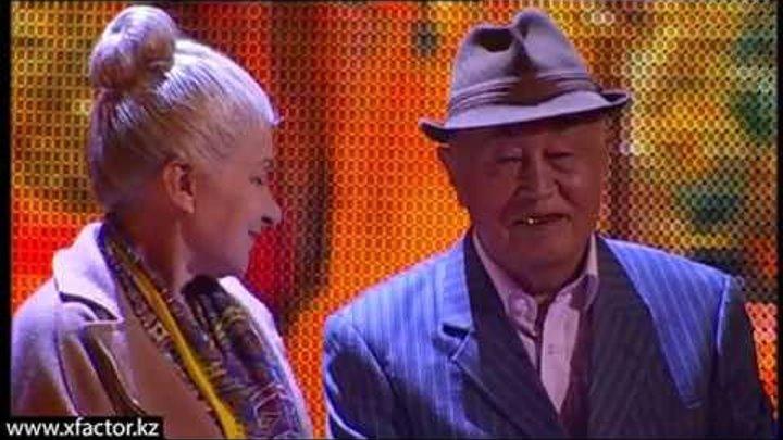 """Астана Каргабай. """"Журавли"""". В. Токарев. X Factor Казахстан. 2 концерт. Эпизод 11. Сезон 6."""