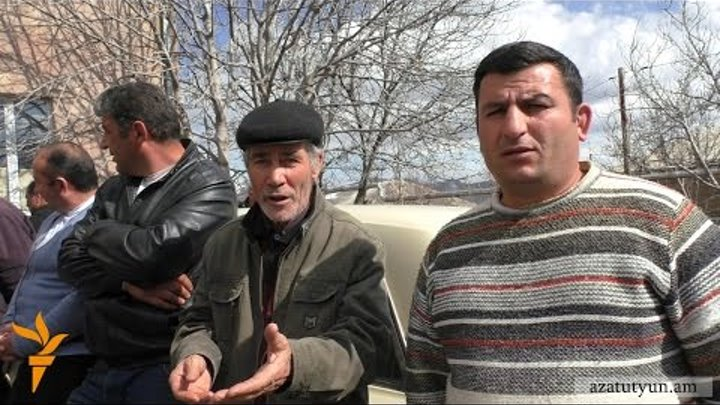 Աղավնաձորցիները սպառնում են փակել միջպետական ճանապարհը