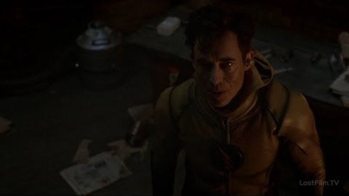 Харри спасает Кэйтлин от Гродда | Флэш (2 сезон 7 серия)