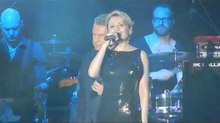 Концерт Агутина и Варум в Оренбурге 06.03.2016
