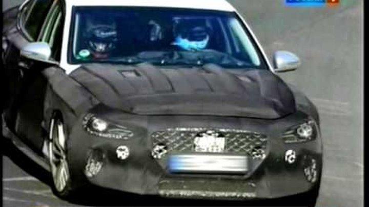 Седан.Genesis G70.BMW G20 3 Serie.Honda.Видео обзор.