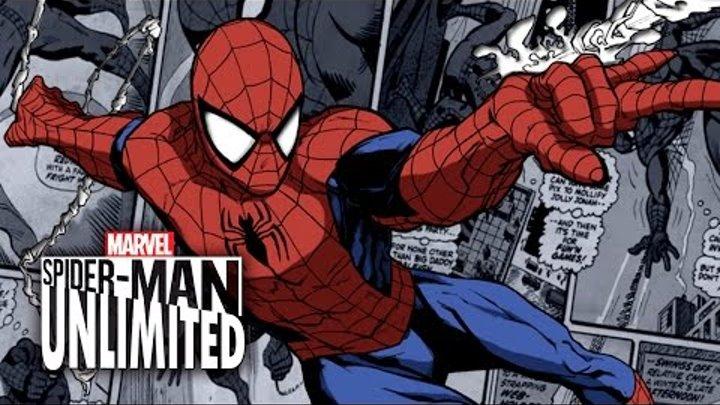 Hodgepodgedude играет Spider-man Unlimited #9 (2 сезон)