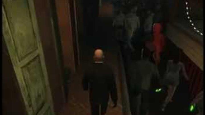 Прохождение Hitman Blood Money: Миссия 6 - Убийство Воронов