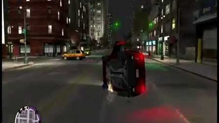 GTA 4 EFLC-Приколы и трюки))