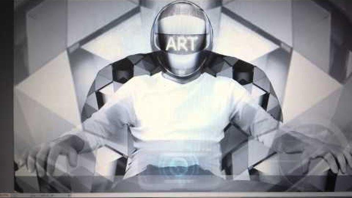 Max Richman Video ART Secret Project X