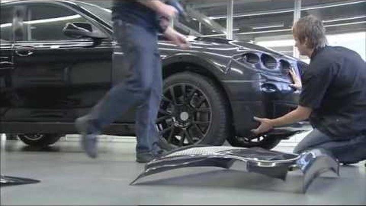 Как камуфлируют BMW 5 Series GT