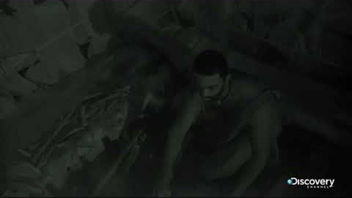 Голые и напуганные (сезон 4, серия 10) - Ночь в джунглях