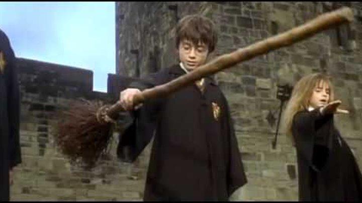 Гарри Поттер и философский камень - Официальный трейлер.