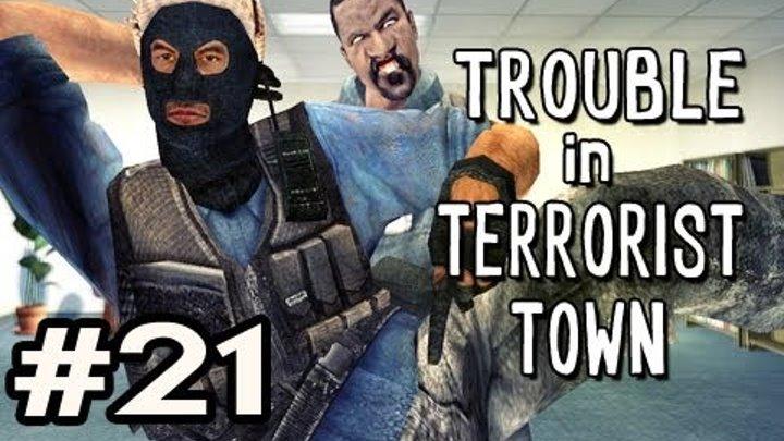 Trouble In Terrorist Town w/Nova & Sp00n Ep.21: SCREAMING PICTURE
