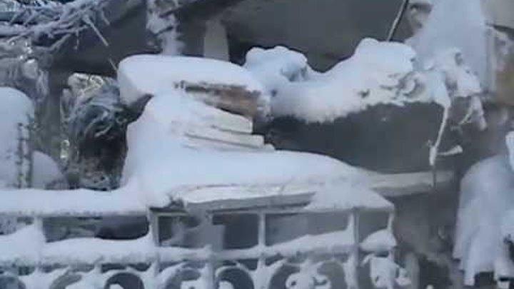 Иерусалим в снегу 2015 ירושלים מושלג Jerusalem full with snow