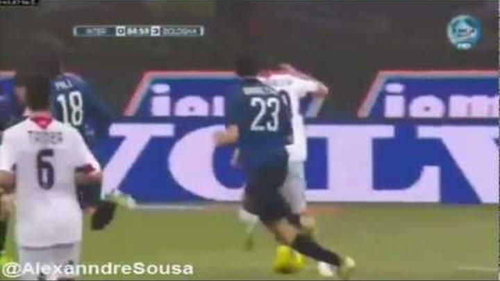 [HD] Inter Milan 0-3 Bologna All Goals & Highlights 17.02.2012