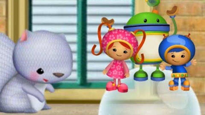 Команда Умизуми смотреть мультфильм для детей 2015