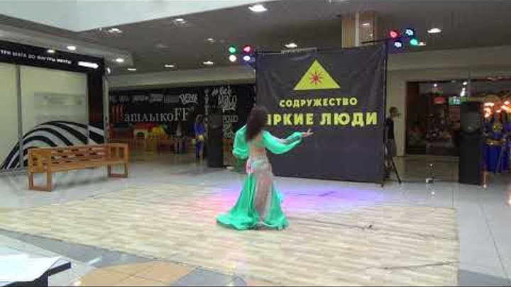 Банникова Екатерина - Корона востока 2018
