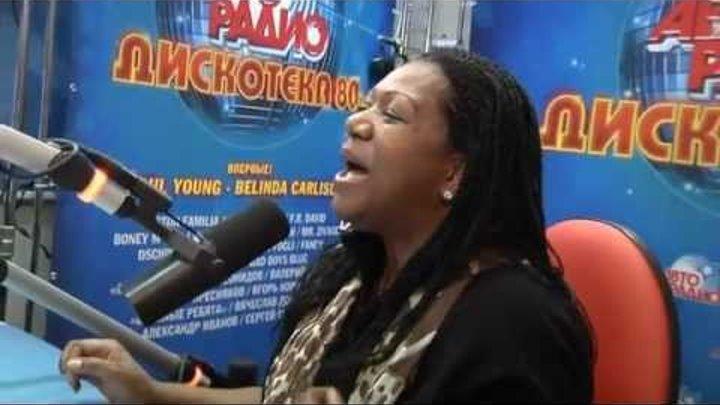 Liz Mitchel (Boney M) спела Sunny под баян