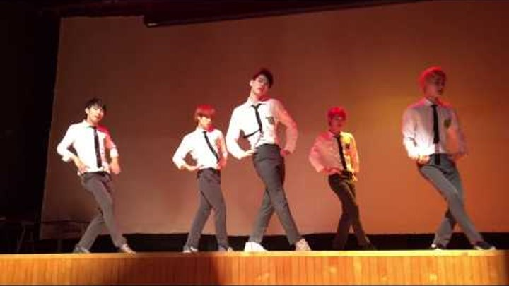 [디엔크루 / DNcrew] 계성여고 축제 찬조공연 / BTS 방탄소년단 - 쩔어/ 소녀시대 - mr.mr COVER