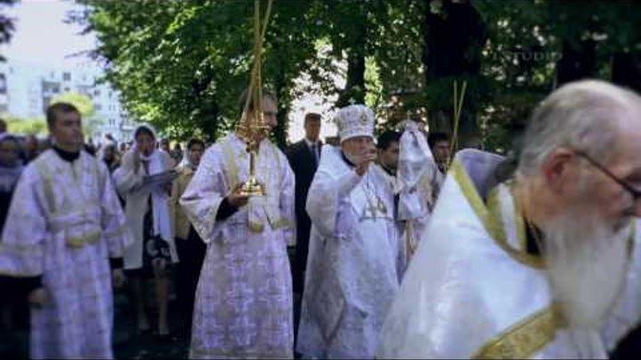 Освящение колоколов Свято-Никольского морского собора, Лиепая