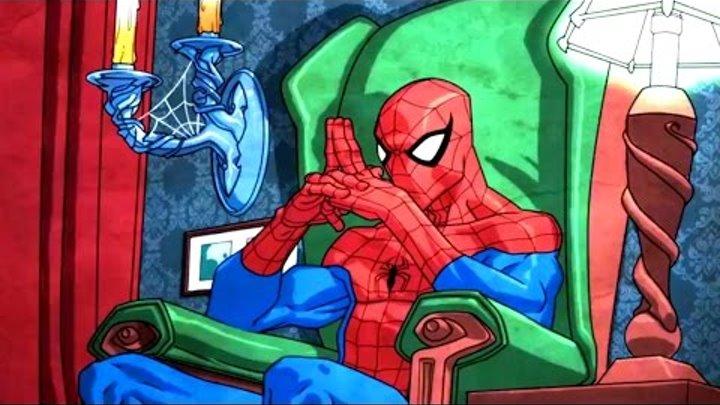 Великий Человек-паук - Ревущая команда - Сезон 2 Серия 22