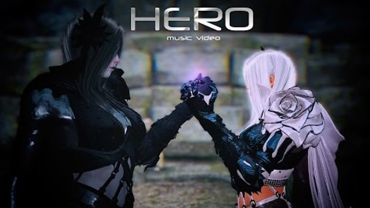 Black Desert -Music Video [HERO]