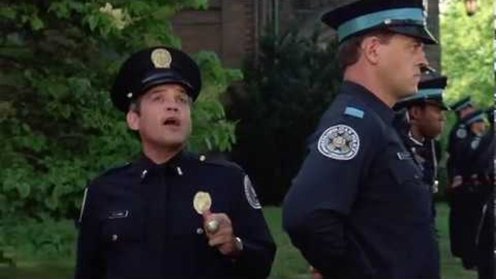 Полицейская академия 1 1984 14
