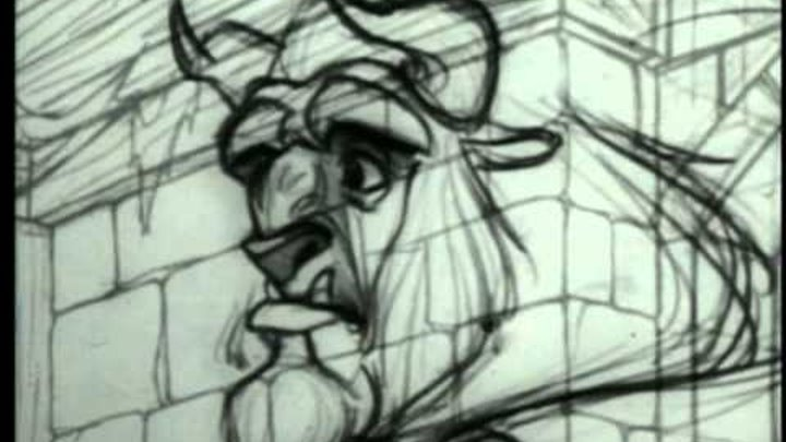 Про мультфильм Красавица и Чудовище (Beauty and the Beast, 1991)