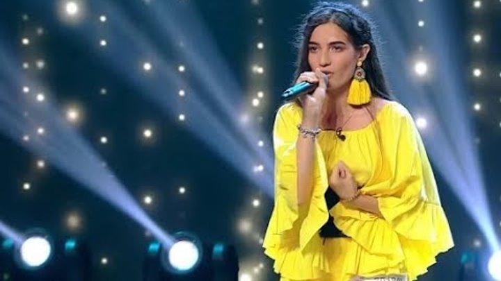 """Whitney Houston - """"I have nothing"""". Vezi cum cântă Diana Irimia, la X Factor!"""