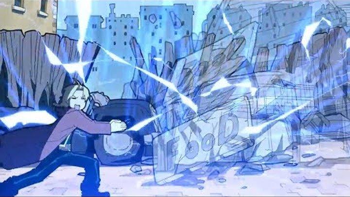 смешные моменты из аниме ''Стальной алхимик'' #2