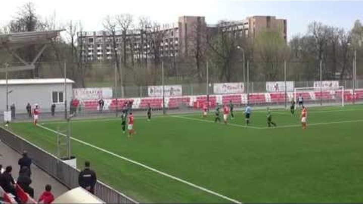 Spartak U-17 vs Krasnodar U-17