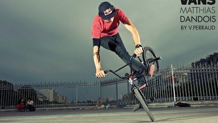 трюки на БМХ самакате и скейте