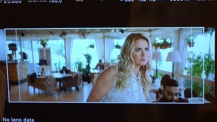 #ЗаметкиНезаметной на съёмках клипа Анны Семенович! #Эксклюзив