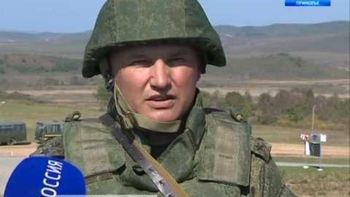 В Приморье прошли совместные российско-индийские военные учения «Индра-2016»