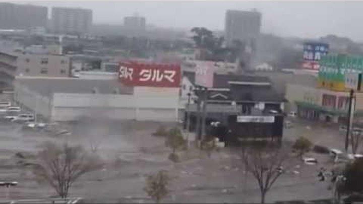 природные катастрофы цунами - natural disasters tsunami - 2